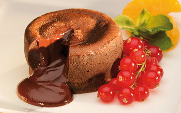 Coulant de Chocolate (20 uds)