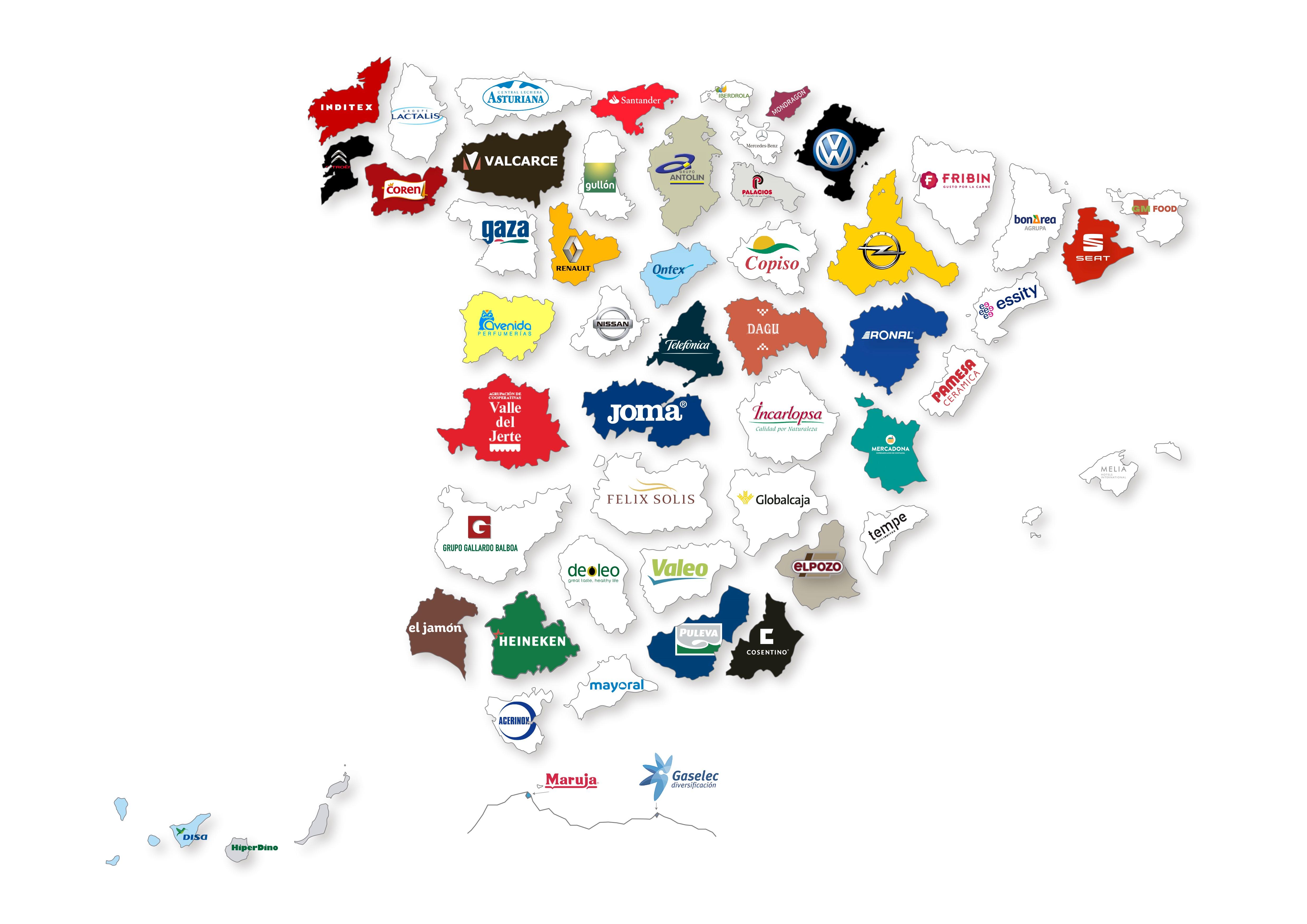 Por segunda vez consecutiva Palacios es nombrada empresa más relevante de La Rioja