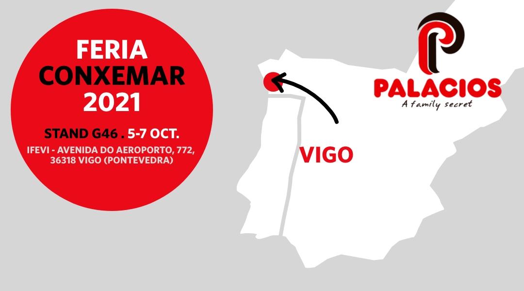 Palacios Alimentación acudirá a la Feria Conxemar de Vigo