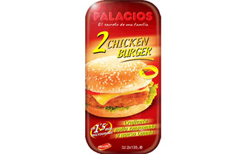Chicken Burger - 2x135g