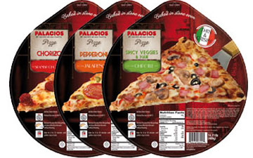 Pizzas USA