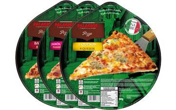 Pizzas Genéricas