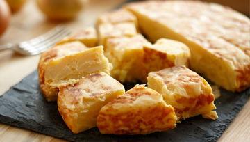 Tortillas refrigeradas